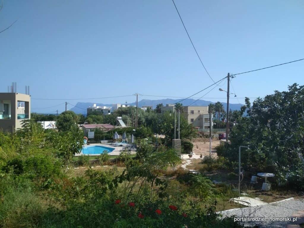 Wyspa Kreta prywatne kwatery i wille